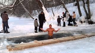 Крещенские купания 2013(Крещенские купания., 2013-01-21T09:35:09.000Z)