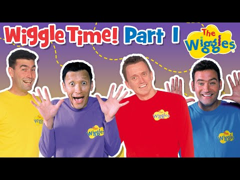 Classic Wiggles: Wiggle Time! - 1998 Version (Part 1 Of 4)
