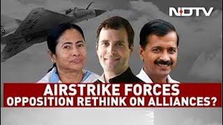 Politics Over Balakot Air Strikes