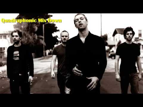 Coldplay - In My Place -  Quadraphonic Mix - HD