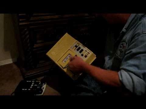 NLS BARD digital reader and the old school cassette reader