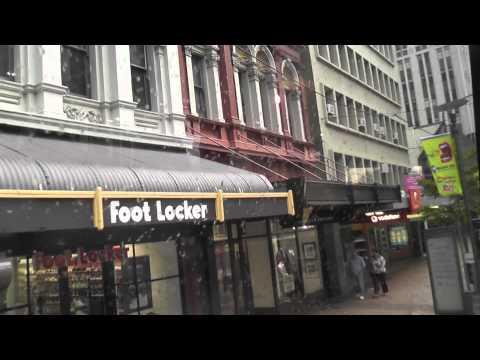 New Zealand - Wellington City Tour #5 - 19 February 2012