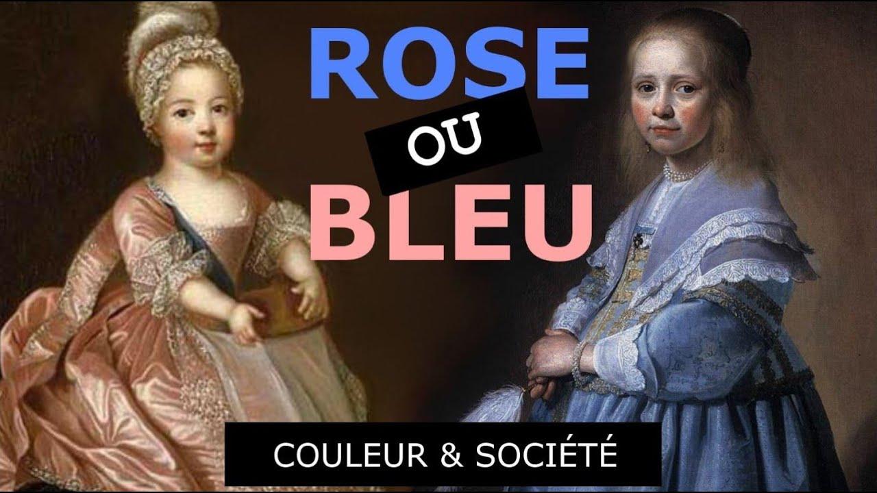 Nouvelle vidéo : ROSE OU BLEU, affichez la couleur !