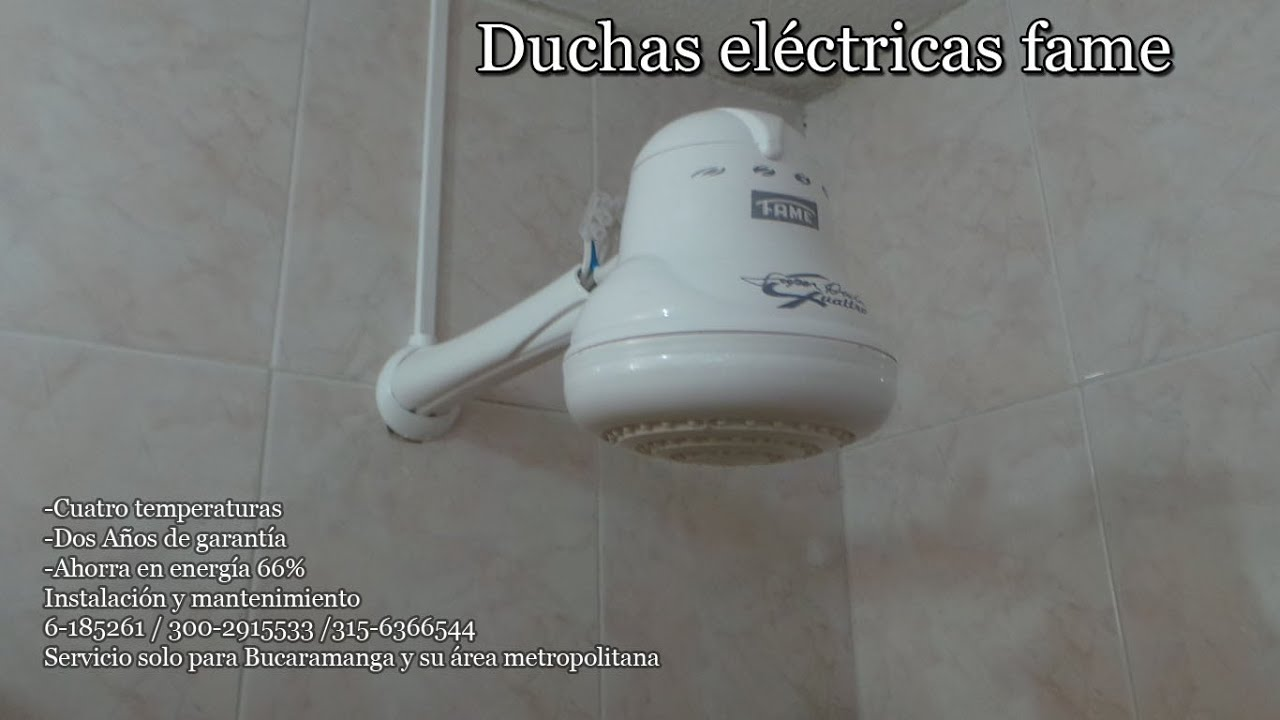 Duchas el ctricas fame 6 185261 300 2915533 315 for Duchas grival colombia