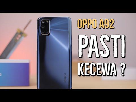 Review OPPO A92: Pasti Bikin Kecewa, Kalau...