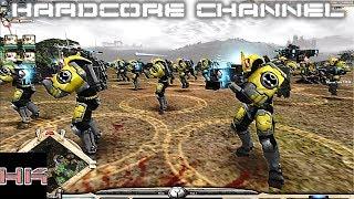 Warhammer 40 000 Soulstorm No Limit Mod RT - Жесткий навал