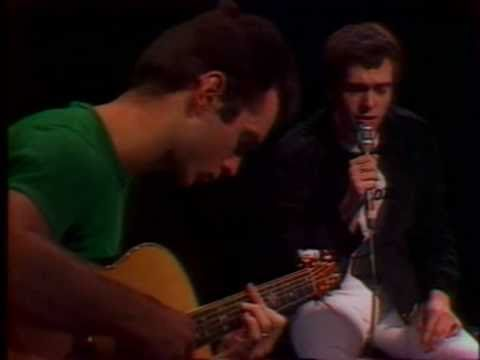 Peter Gabriel - Mother of Violence and Humdrum - Chorus - Tv 78