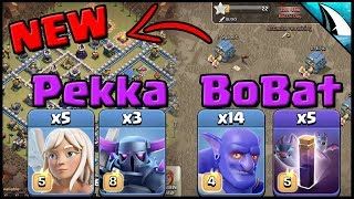 *NEW* Pekka BoBat TH 12 Attack Strategy! LIVE Attack | Clash of Clans