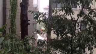 Bursa Fırtına - 12 Eylül 2015