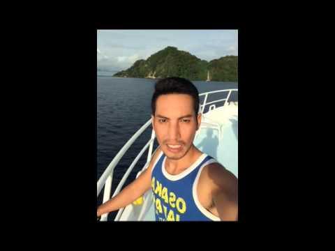 ถึง Cocos Island แล้ว พร้อมดำน้ำ