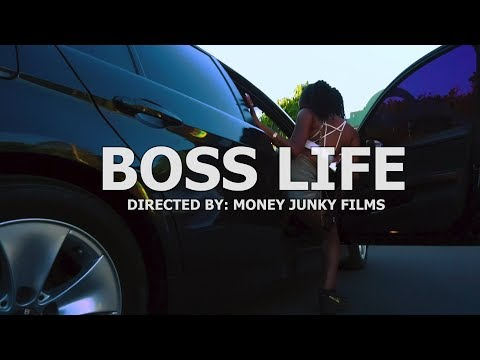Slow Burn - Boss Life (Official Video)