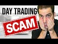 Day Traders are FRAUD Victims [Day Trading is a SCAM / FRAUD]