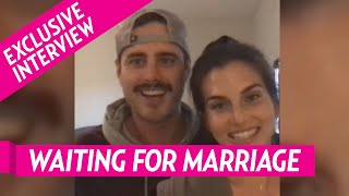 Ben Higgins & Jessica Decided Not to Sleep Together Until Marriage During First 2 Weeks of Dating