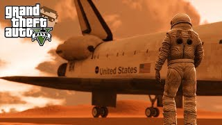 MISSION TO MARS! - Grand Theft Space #1 (GTA 5 Mods)