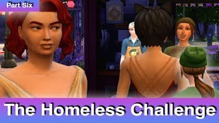 The Sims 4: Homeless Challenge // Being Bullied (Part 6)