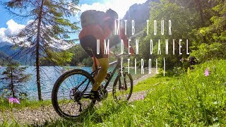 MTB Tour um den Daniel - Tirol -GoPro-