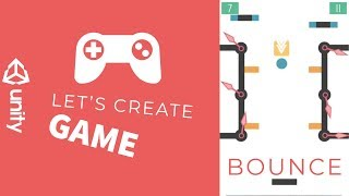 Unity tutorial - how to create a kechapp game - Bounce - Part 1