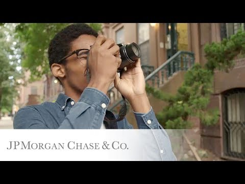 A Harlem Artist's Journey with The Fellowship Initiative | JPMorgan Chase & Co.