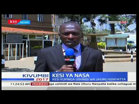 Kesi ya NASA : Raila Odinga kuwasilisha kesi yake mahakama kuu leo