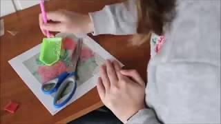 Diamond painting van de action