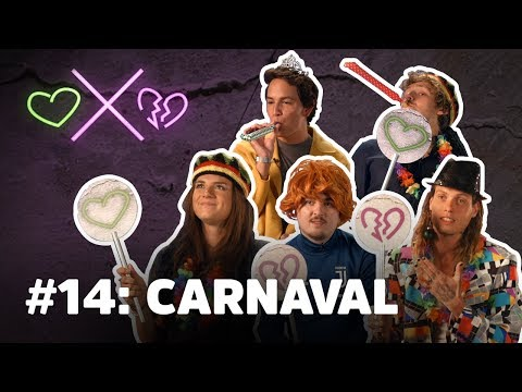 Haten Maan, Jack Shirak en Tony Junior carnaval? | LOVERS x HATERS | #14