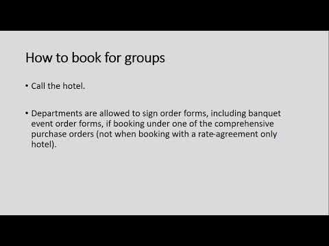 General Hotels Webinar; New Preferred Hotels
