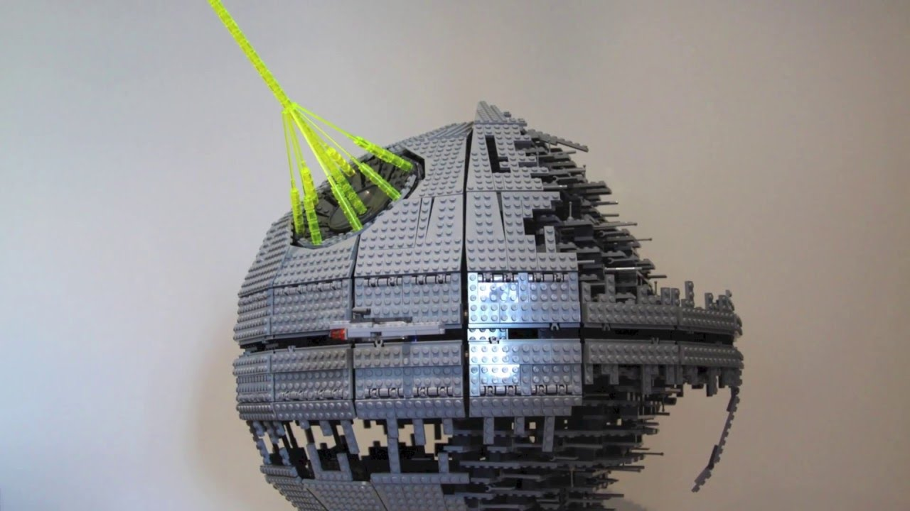 lego death star ii youtube