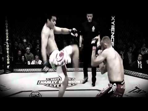 Abertura dos vídeos do canal MMA Brasil TV