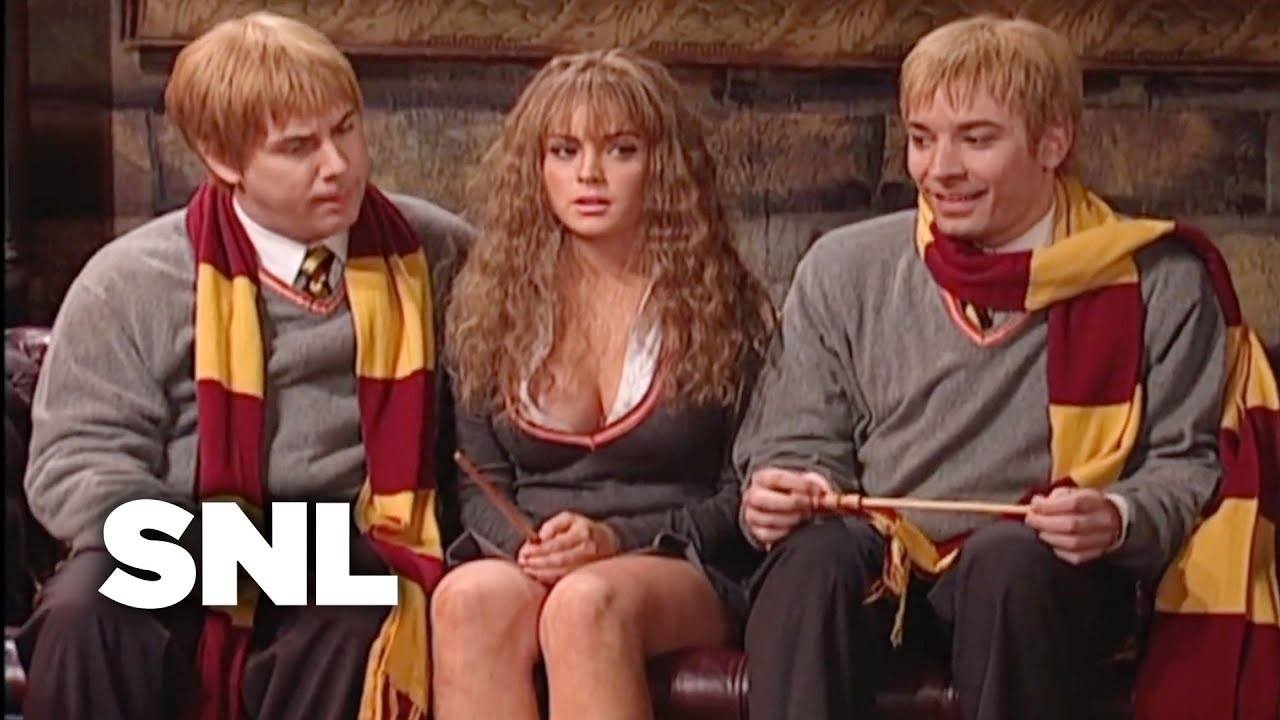 Harry Potter: Hermione Growth Spurt - SNL #1