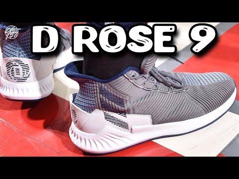 adidas derrick rose junior
