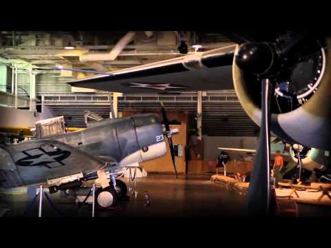 Amelia Is Here - Pacific Aviation Museum Pearl Harbor Extended Cut