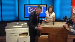 Re-bath & More: Choosing The Right Vanity For Your Bathroom Remodel
