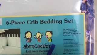 Baby Cot, Bed And Crib Bedding Set Review