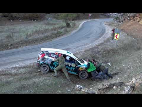 Onur Çelikyay - Güven Çetin | Ford Fiesta R2T | 2019 Yeşil Bursa Rallisi