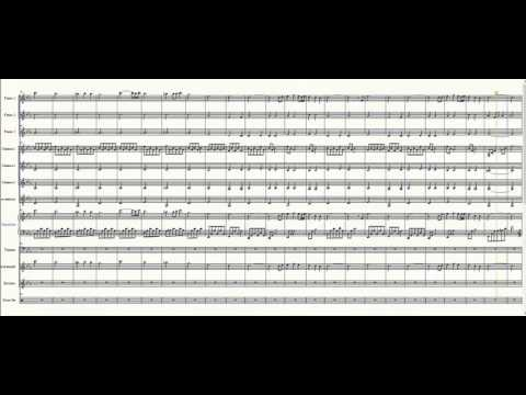 Spring (Einaudi), for school orchestra [FREE SHEET MUSIC]