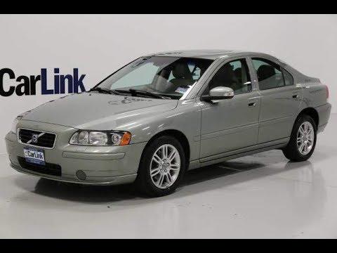 2004 & 2007 Volvo S50 2.5T Turbo Sedans - YouTube