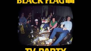 Black Flag - TV Party (Full and Expanded EP) 1982