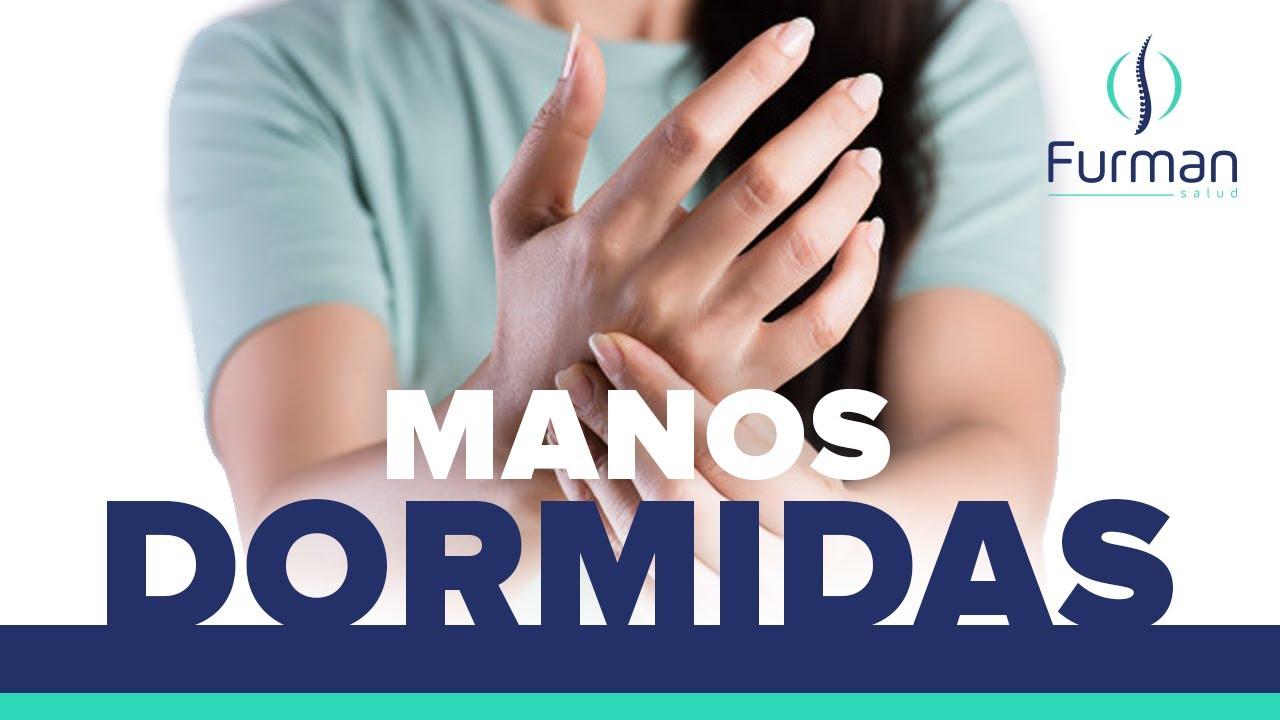 Adormecimiento de manos (manos dormidas)