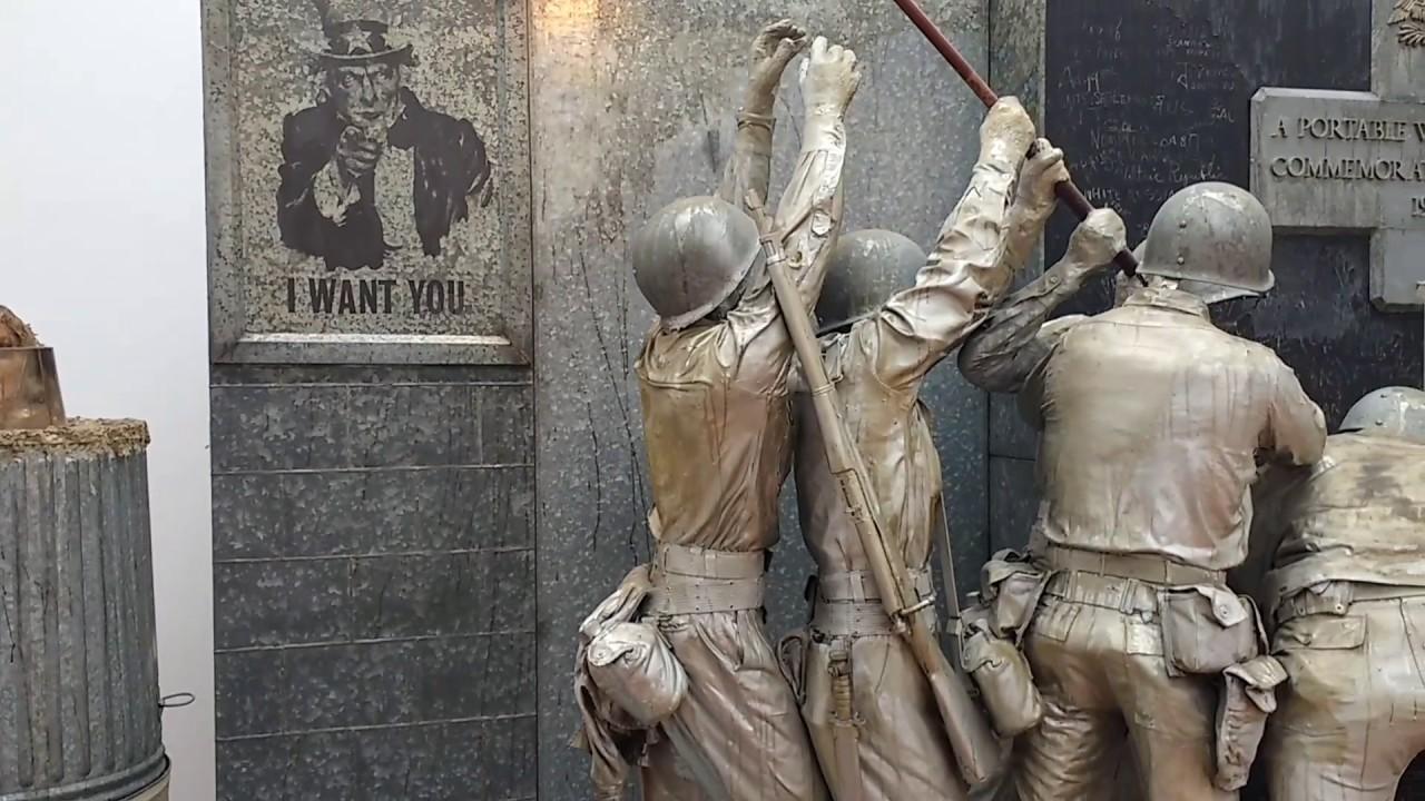 Portable War Memorial