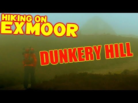 Dunkery Beacon - Exmoors Highest Point - Hiking and dodgy map reading skills on Exmoor