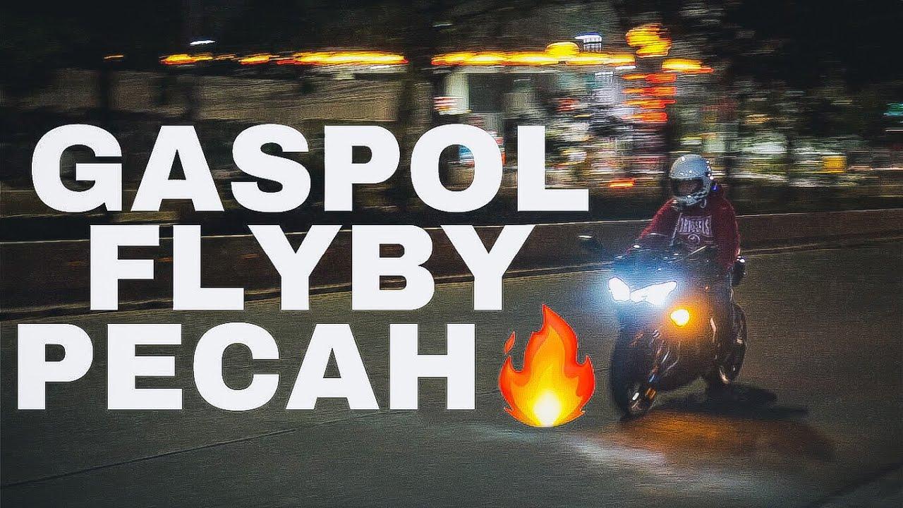 ZX25R BIKIN PENGANG KUPING JAKARTA! FLYBYYYYYYY BOSS!🔥 KNALPOT BACOTTTT!!! 🔥