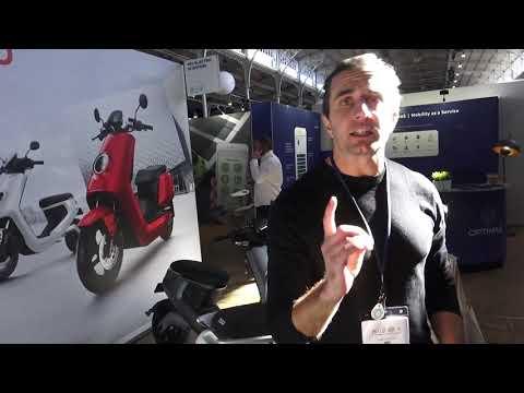 Niu — Tesla of Electric Scooters