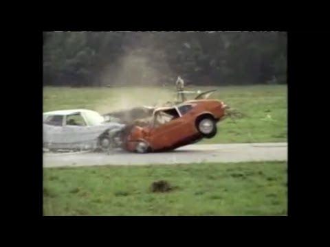 Ford Pinto, Chevy Vega, AMC Gremlin Crash Test