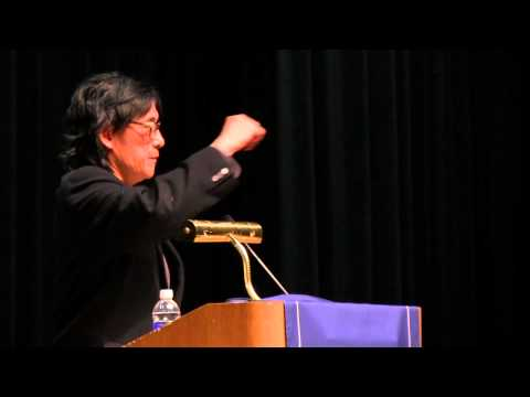 Li-Young Lee: The 2014 Caesar and Patricia Tabet Poetry Reading