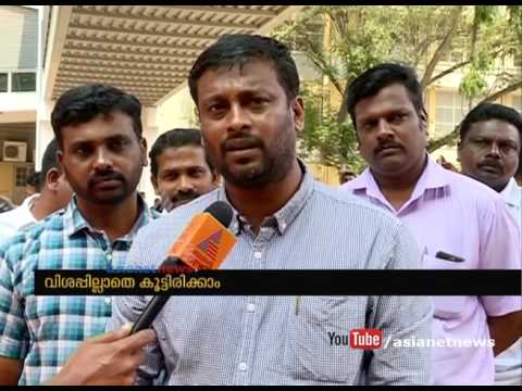 DYFI food supply in Thiruvananthapuram Medical college