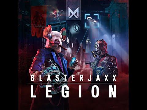 Blasterjaxx - Legion Out 29 October