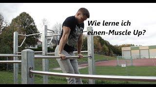 Wie lerne ich: einen Muscle-Up ?!