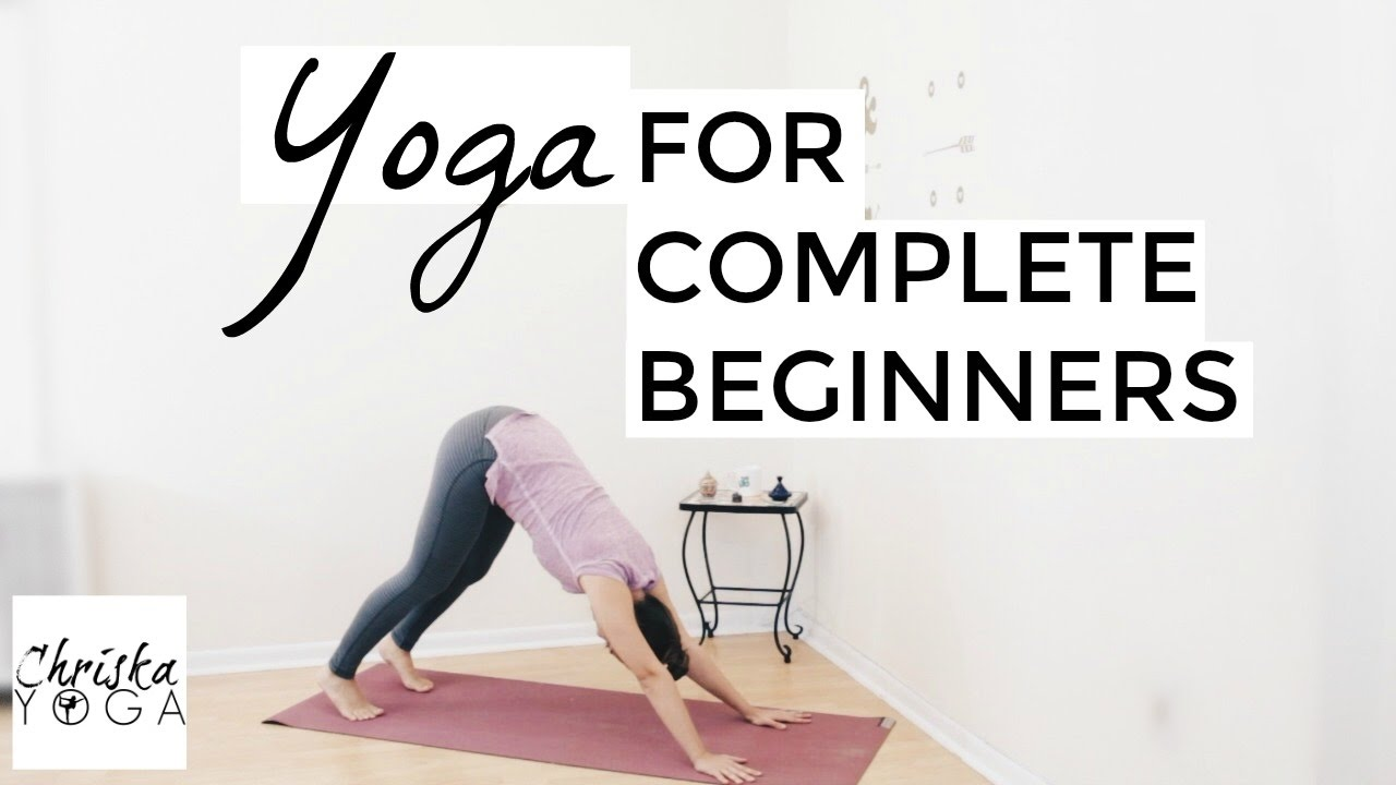 Yoga Flow For Complete Beginners