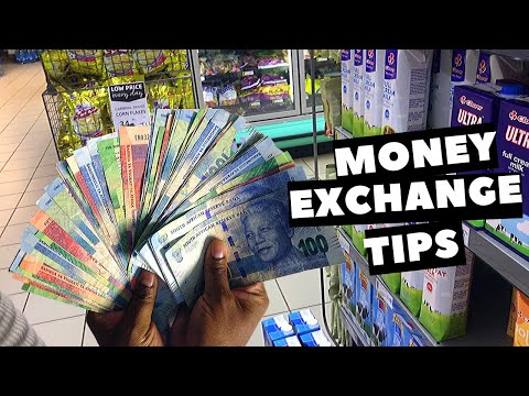 Swaziland MONEY EXCHANGE TIPS For FOREIGNERS 2019 || Sonny Gavin