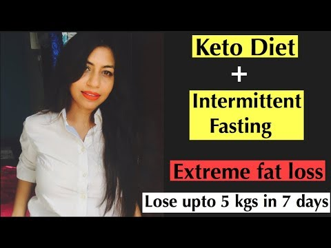 intermittent-fasting+keto-diet-for-fast-weight-loss-|-lose-upto-5kgs-in-7-days-|-azra-khan-fitness